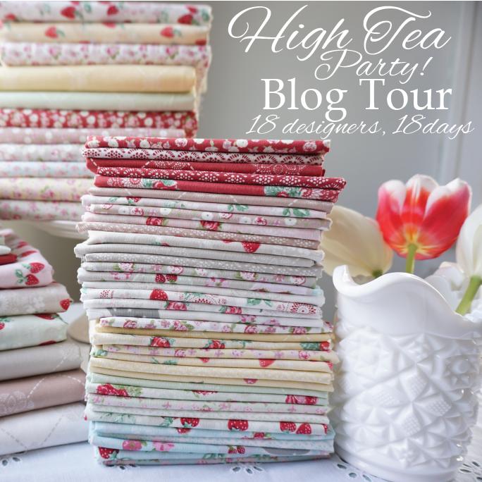 high tea blog tour image