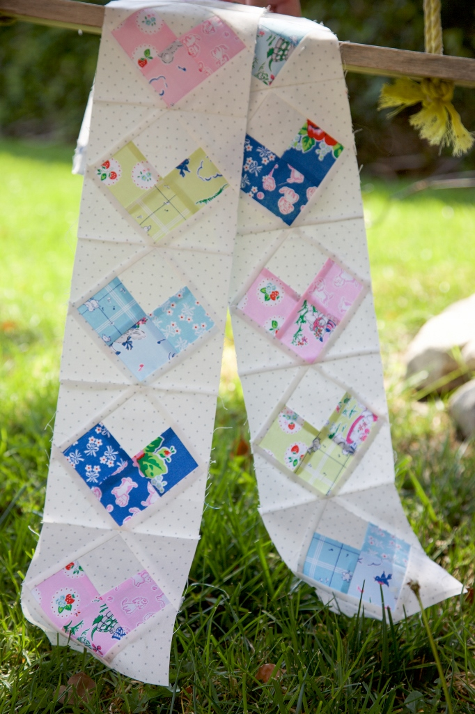 Pretty Playtime Quilts Borders Simple Handmade