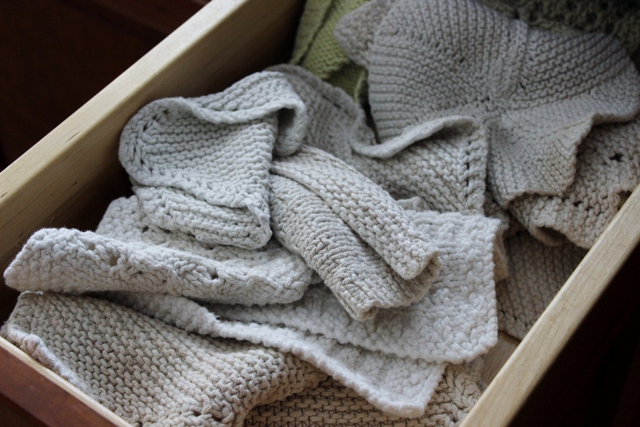 grandma's dishcloth