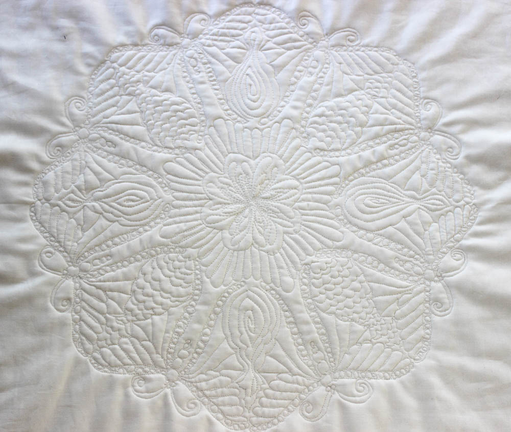 wholecloth quilting kristinesser.com