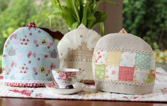 Free Tea Cozy Pattern and Tutorial