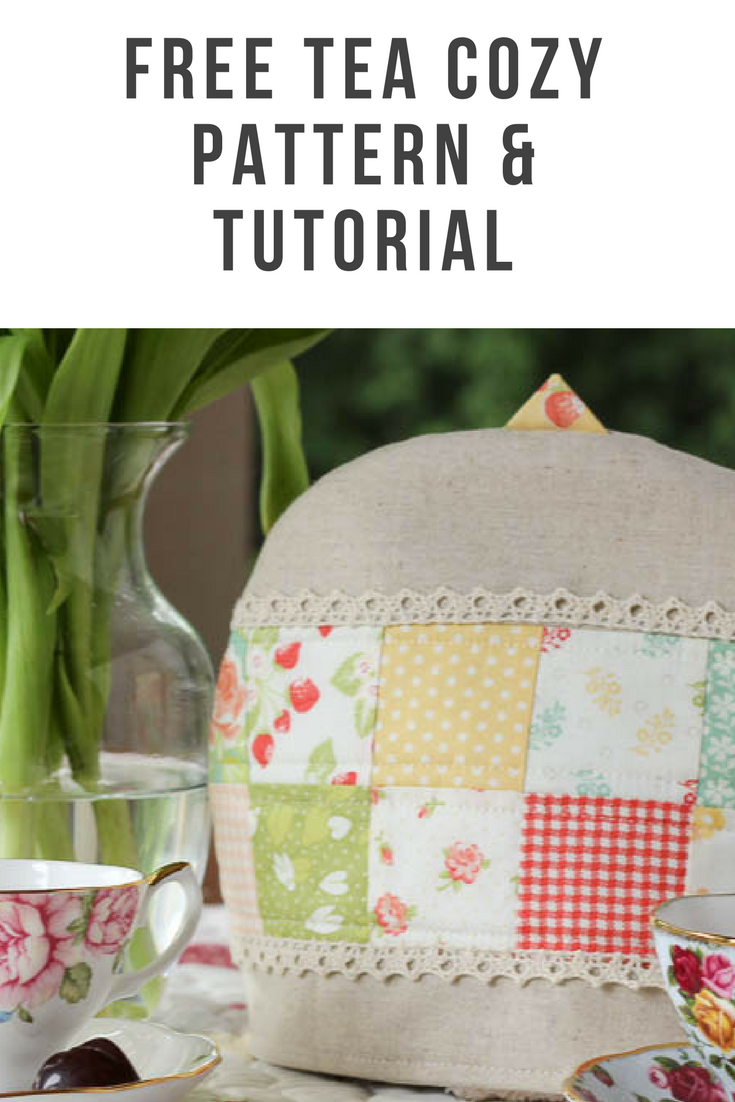 Tea Cozy Pattern and Tutorial