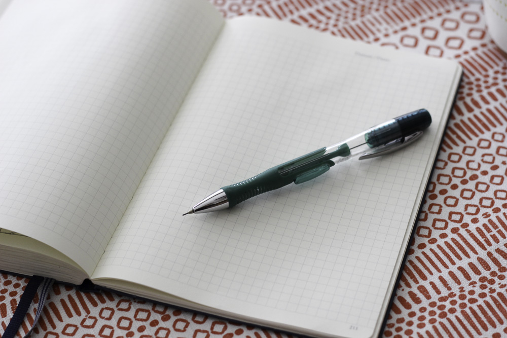 How to use a bullet journal to organize your life at Simple. Handmade. Everyday. kristinesser.com