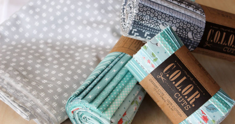 Moda Bake Shop QAL | Fabric Selection