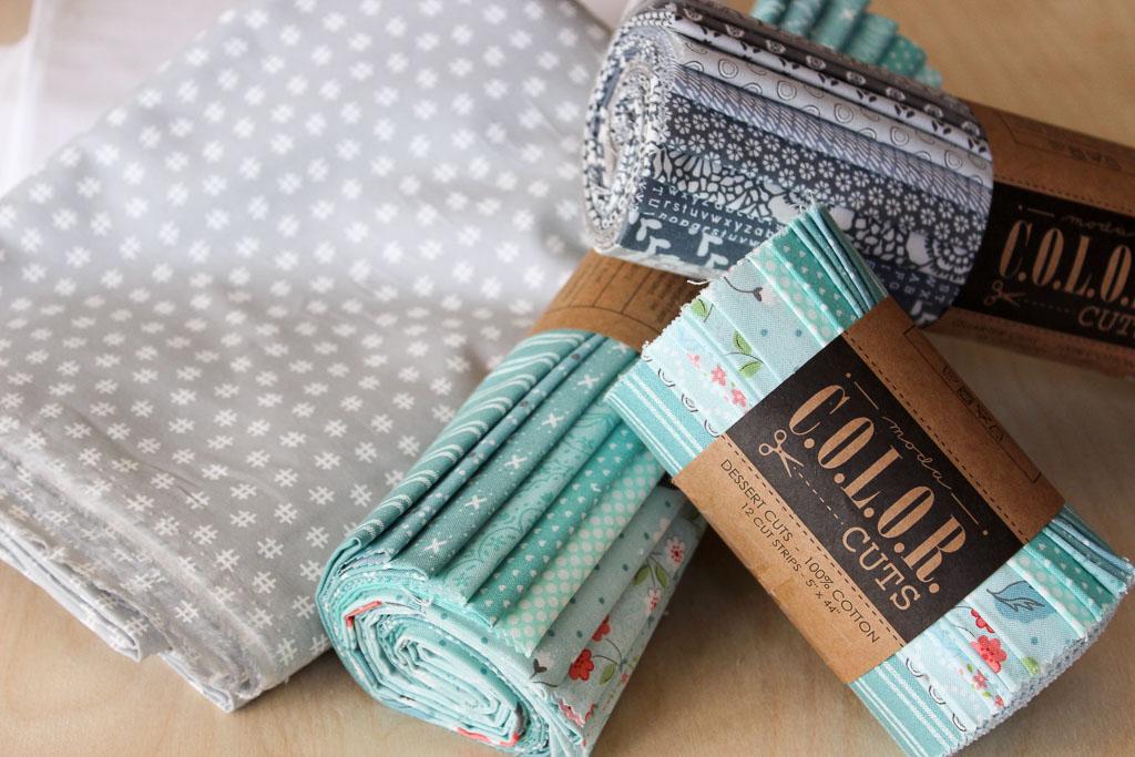 Moda Bake Shop QAL | Fabric Selection