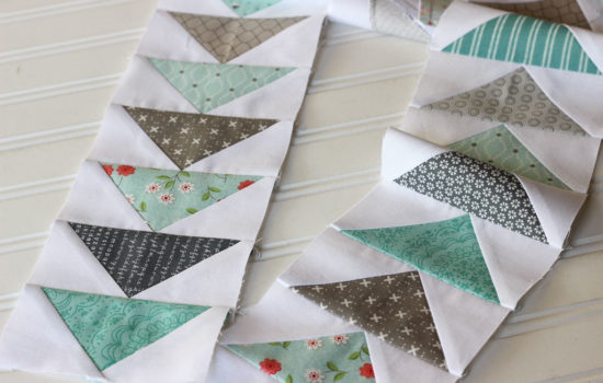How to Make a Flying Geese Block (5 Different Ways!)