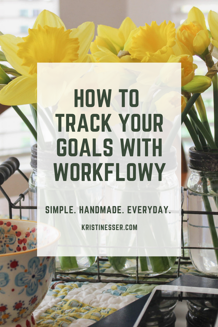 Planning with Workflowy | kristineser.com