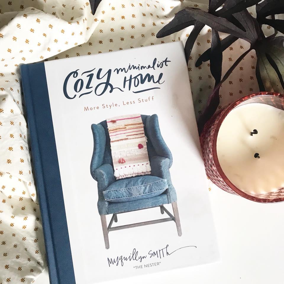 Cozy Minimalist Home at kristinesser.com