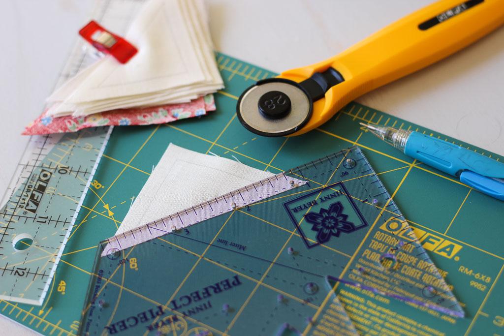 Hand Piecing Notions: Marking