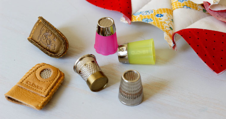 Hand Pieced QAL: What's in My Sewing Bag