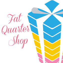 Fat Quarter Shop sponsoring the Hand Pieced QAL