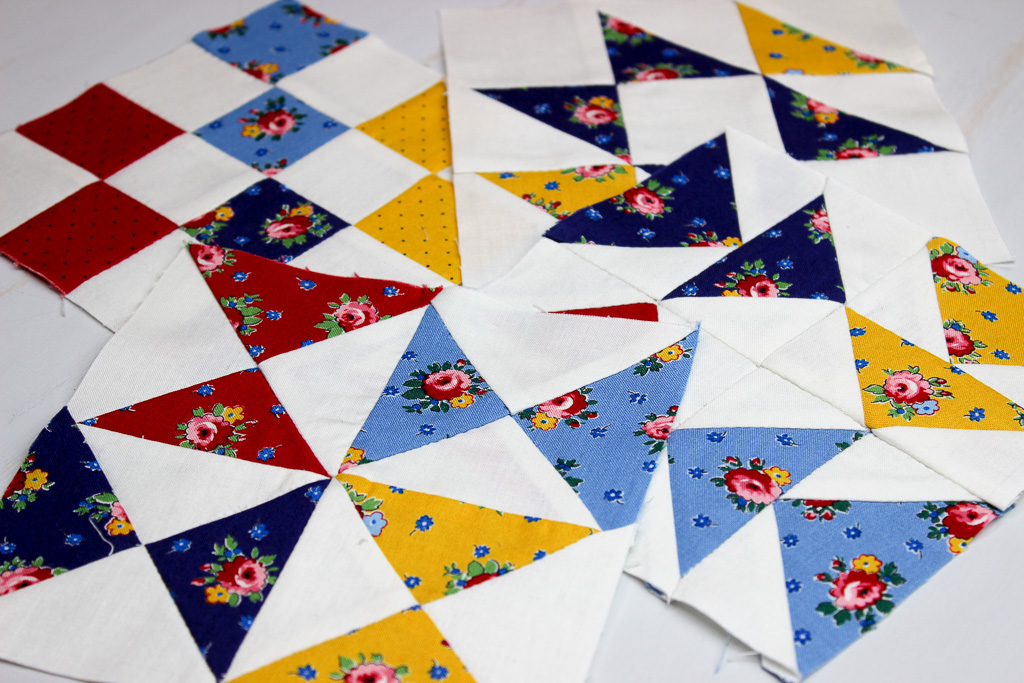 Hand Pieced QAL: Grand Prize Link up
