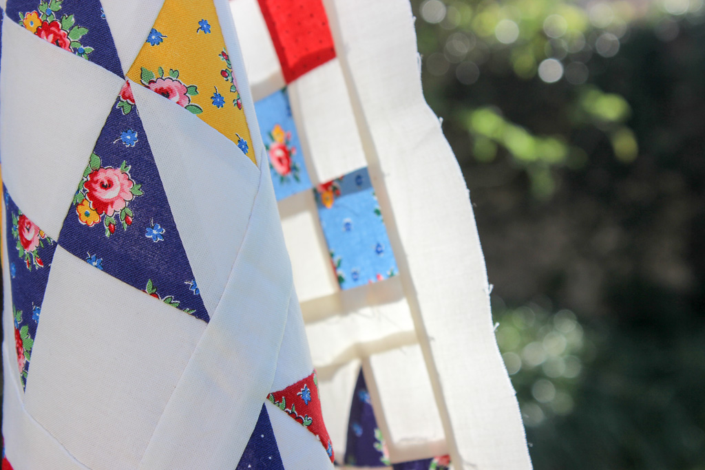 Hand Pieced QAL: Grand Prizes Revealed!