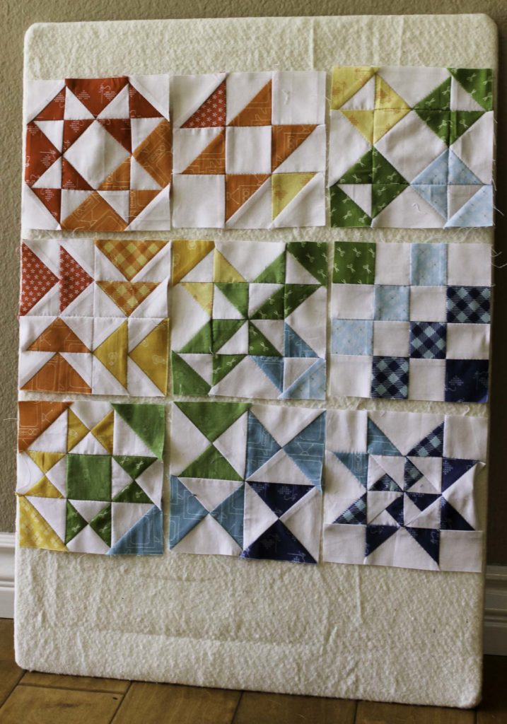 Hand Pieced Quilt, how to hand piece a quilt