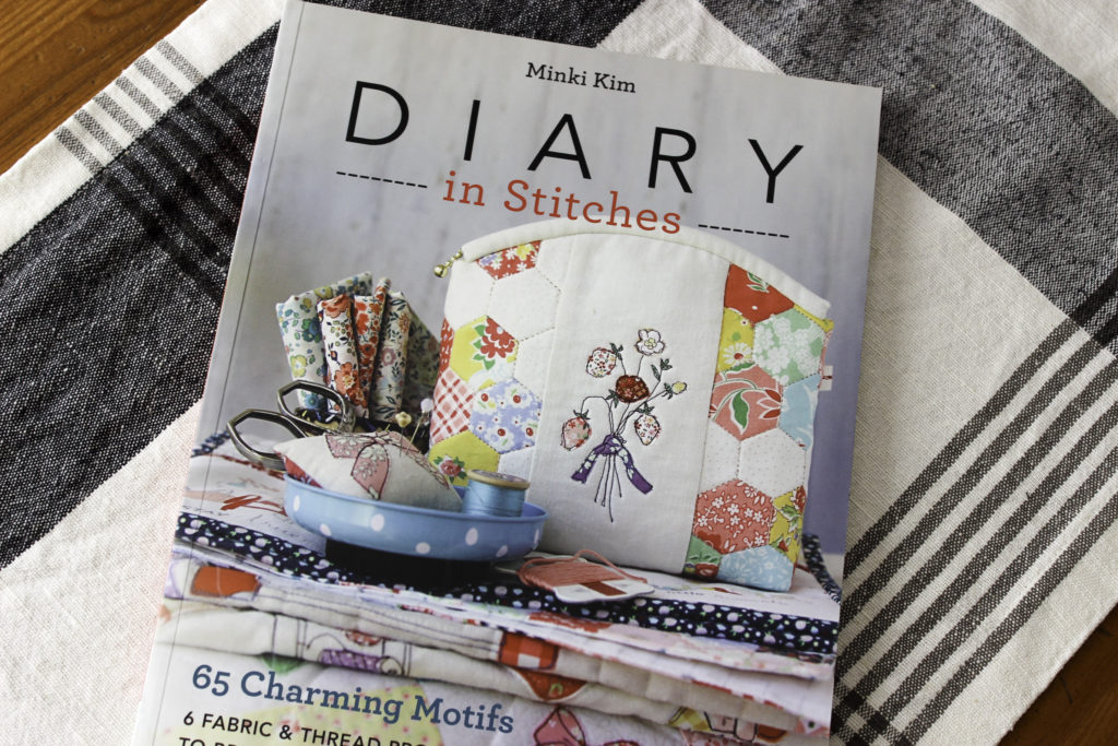 Diary in Stitches by Minki Kim