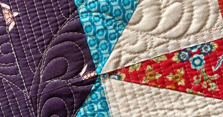 Learn to Free Motion Quilt This Year