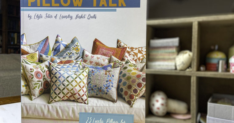 Kaleidoscope Pillow from Pillow Talk by Edyta Sitar
