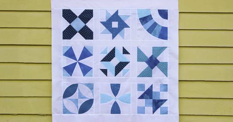 Announcing the Hand Pieced Quilt Along 2020 (and Quilt Reveal!)