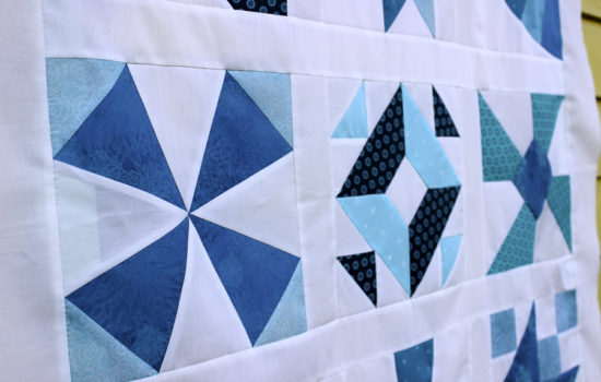 Book Club: Hand Pieced QAL Grand Prize Link-up