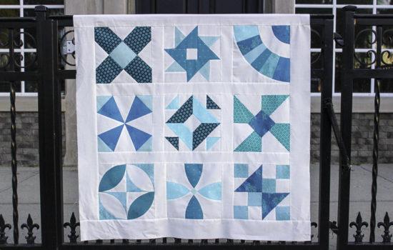 Book Club: A Hand Pieced Quilt Along Pattern