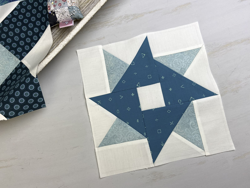How to Hand Sew Partial Seams