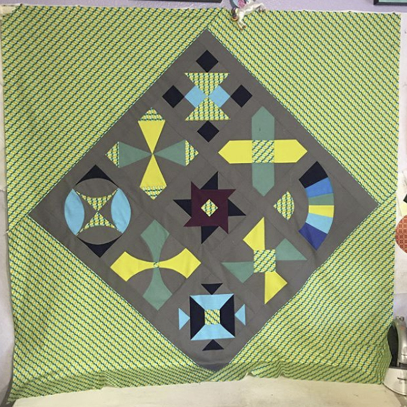 Book Club QAL: Parade of Quilts!