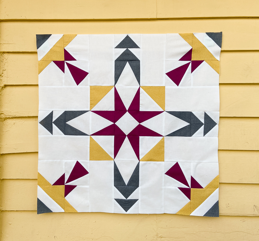 Harmony: The Hand Pieced Quilt Along 2021 Quilt Reveal!