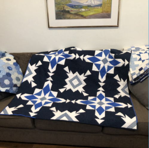 Harmony QAL: Parade of Quilts!